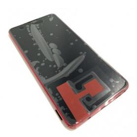 Pantalla Roja Note 10 Lite N770F