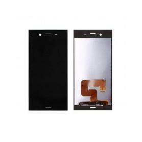 Pantalla completa color negro Xperia XZ1 / G8341 / G8343