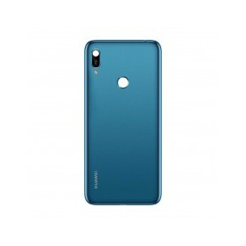 Tapa trasera batería color azul para Huawei Y6 Pro 2019