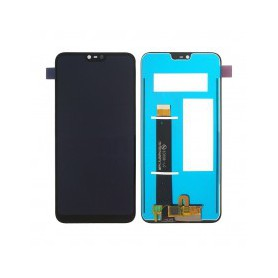 Pantalla completa color negro para Nokia X6 2018