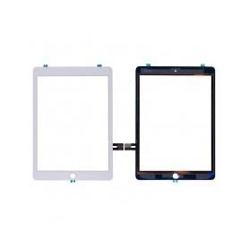 Táctil Blanco para iPad 7ª generación 2019 A2197 A2198 A2200