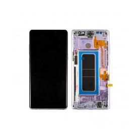Pantalla Note 8 N950f violeta