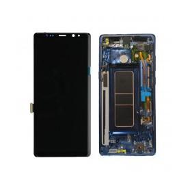 Pantalla Note 8 N950f azul